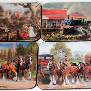 Jason Make the Occasion Placemats and Coasters NEW